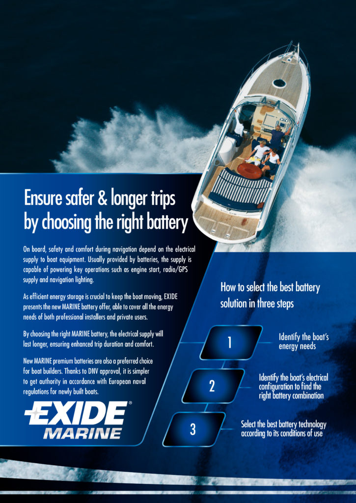 About Exide History