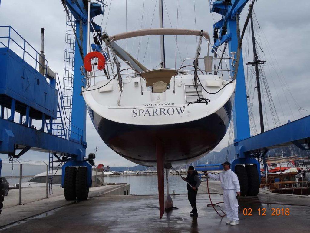 S.Y. Sparrow – 2018. 02. 12.
