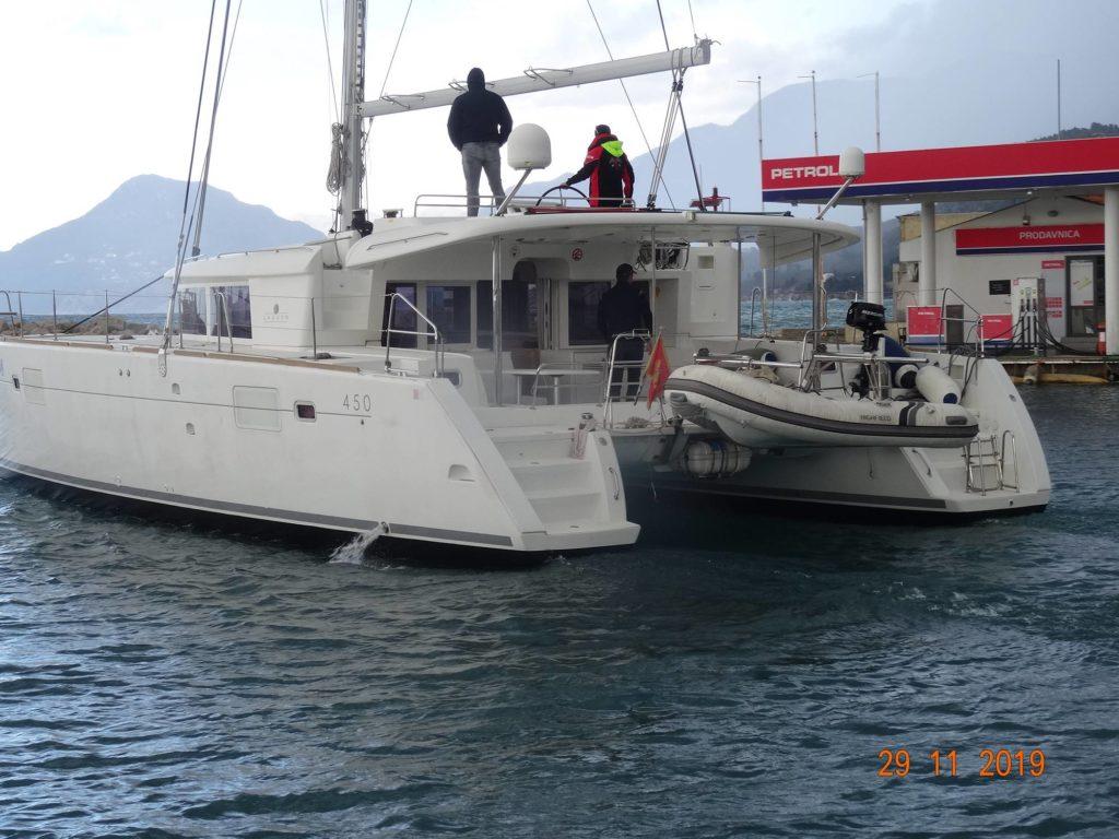 Lagoon 450 – 2019. 11. 29.