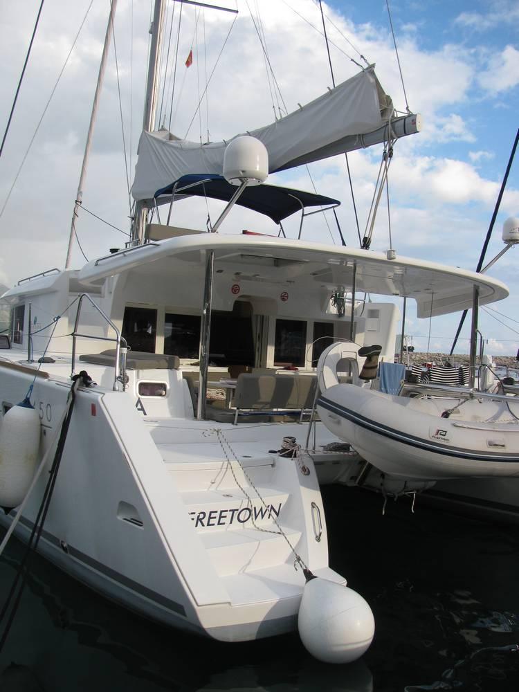 CAT LAGOON 450 – 2014. 09. 05.