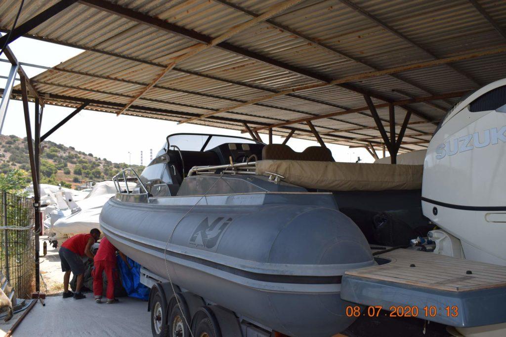 I.B. SARA II – Nuova Jolly Prine 33 SC – 2020.07.08.